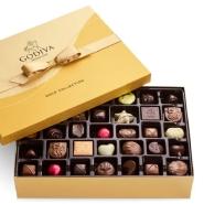 Extra Large Godiva Chocolates Box
