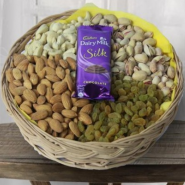 Assorted Dry Fruits and Chocolates
