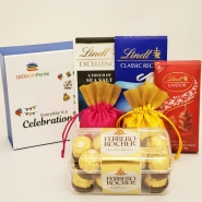 Wishes with Nuts Lindt & Ferrero