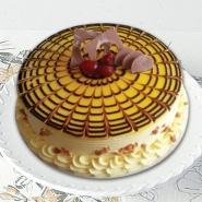 1kg Butterscotch Cake