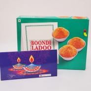 Diwali with Boondi Laddoo
