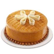 Caramelt Cake