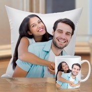 Couple Love Personalized Combo