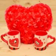 Cushion & Mugs