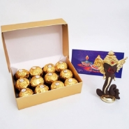 Ferrero and Long Ganesha