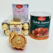 Diwali Diya Sweet Pack