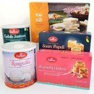 Diwali Sweets Pack