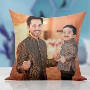 Father Son Memorable Cushion