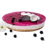 Fresh Blueberry Cheesecake