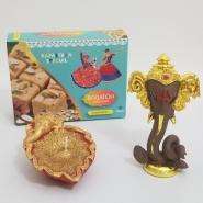 Ganesha & Soan Papdi