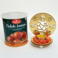 Gulab Jamun & Tealight