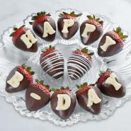 Happy Birthday Chocolate Strawberries