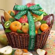 Happy Birthday Premier Basket