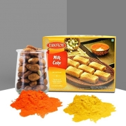 Holi Nuts & Sweets