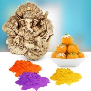 Holi Pack & Ganesha