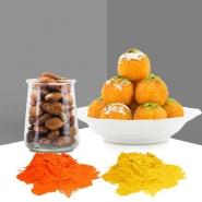 Holi Sweets & Nuts