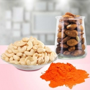 Holi with Nuts