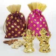 Laxmi Ganesha & Nuts Special