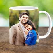 Love Anniversary Personalized Mug