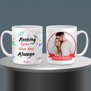 Rocking Together Mug