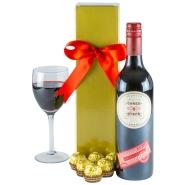 Ruby Red - Christmas Hamper
