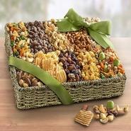 Savory Snack Basket