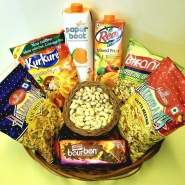 Snacks With Dry Fruits
