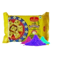Soan Papdi with colors