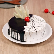 Thrilled Choconilla Cake