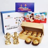 Diwali Spiritual & Choco Gift