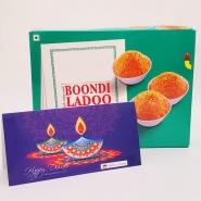 Diwali with Boondi Laddo