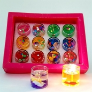 Pack of 12 Candles