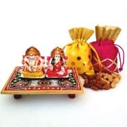 Lakshmi Ganesha Combo