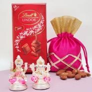 Lakshmi Ganesha, Choco & Nuts