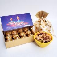 Diwali Ferrero & Mixed Nuts