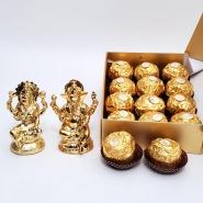 Lakshmi Ganesha & Ferrero
