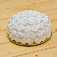 Vanilla Rose Cake