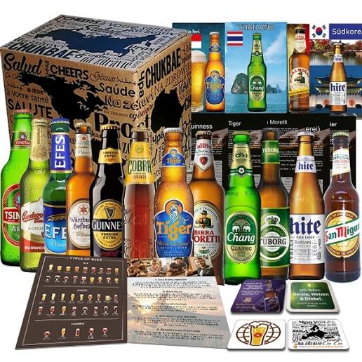 Dozen Beer Box
