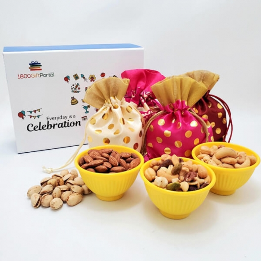 Healthy Diwali Gift Hamper