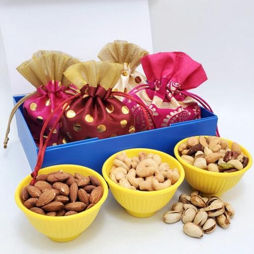 Healthy and Crunchy Diwali