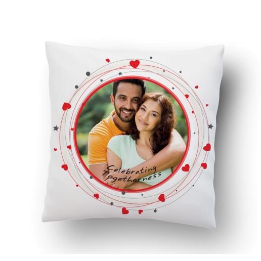 Celebrating Togetherness Cushion