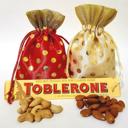 Nuts & Toblerone