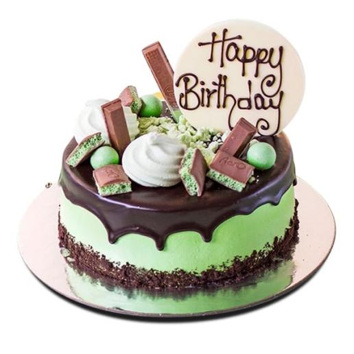 Choco Mint Cake