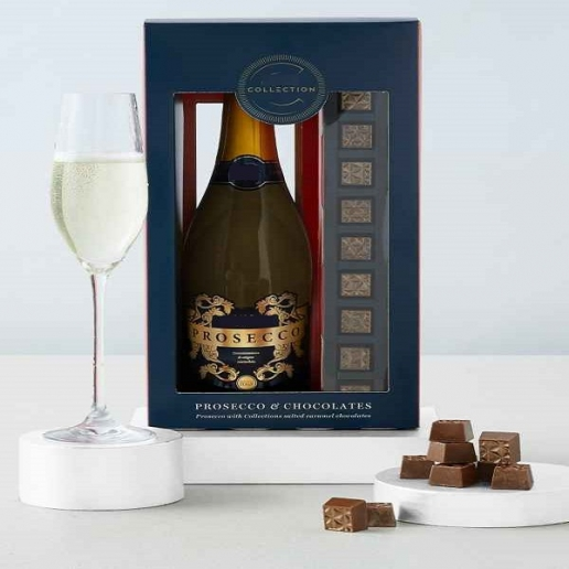 Prosecco & Salted Caramels