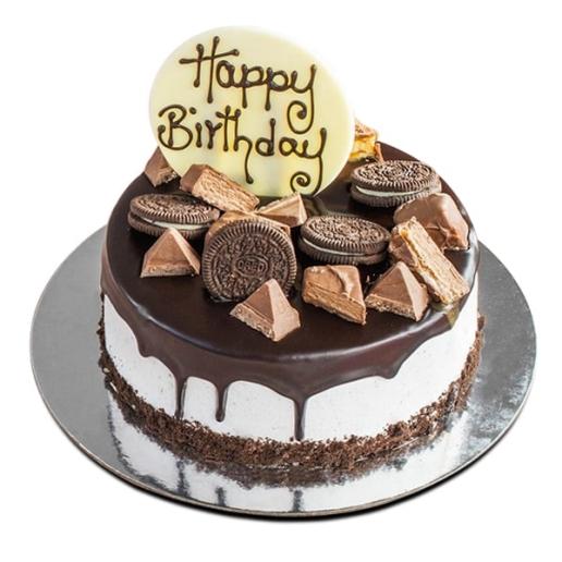 Cookies Choco Cake
