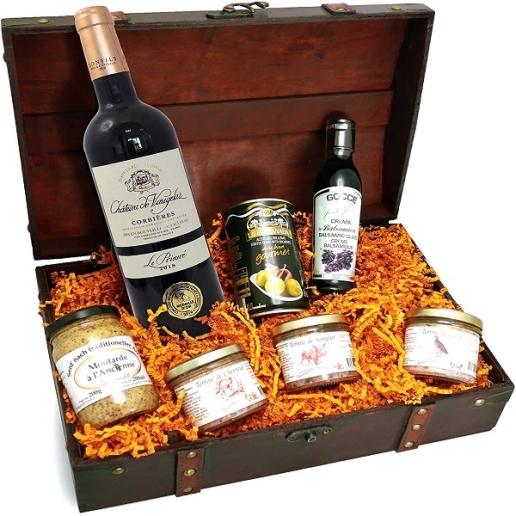 Treasure gourmet box