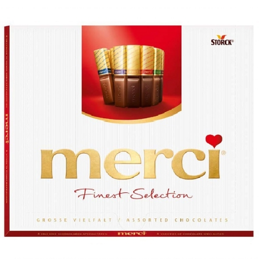 Storck Merci Chocolate