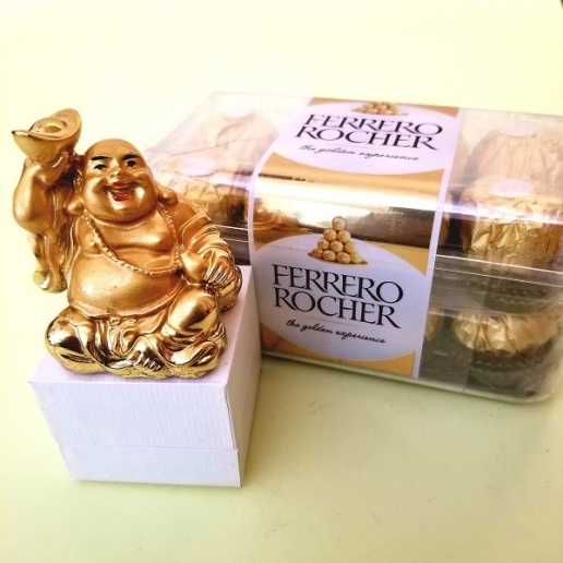 Ferrero and Buddha