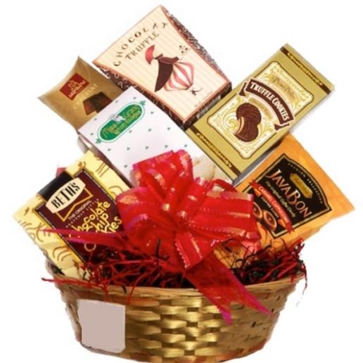 Sweet Memories Gift Basket