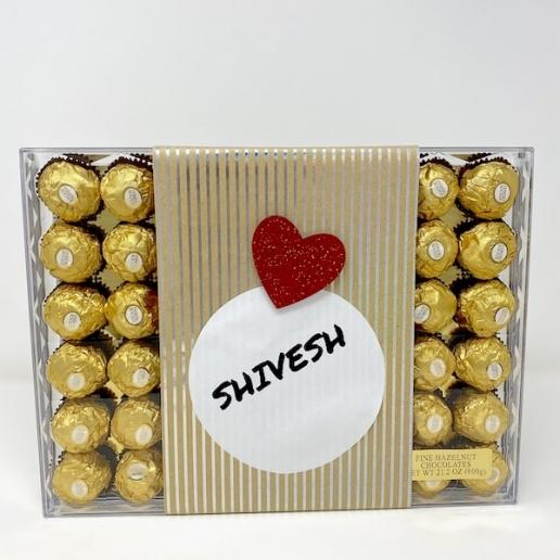 Personalized Ferrero